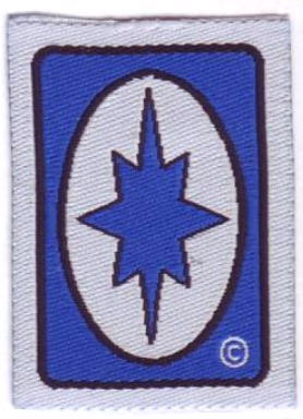 Blue Star Badge